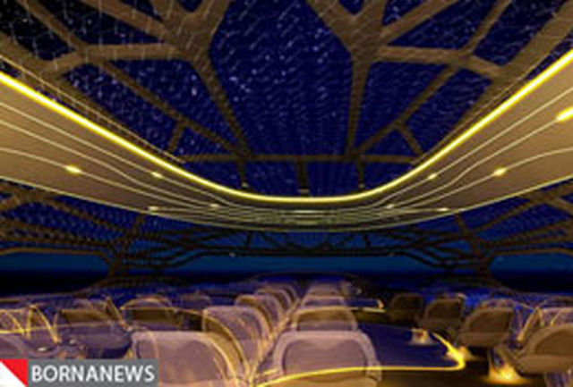تصاویر هواپیماهای فوق مدرن در سال 2050