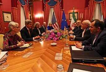 دیدار وزرای خارجه ایران و آمریکا