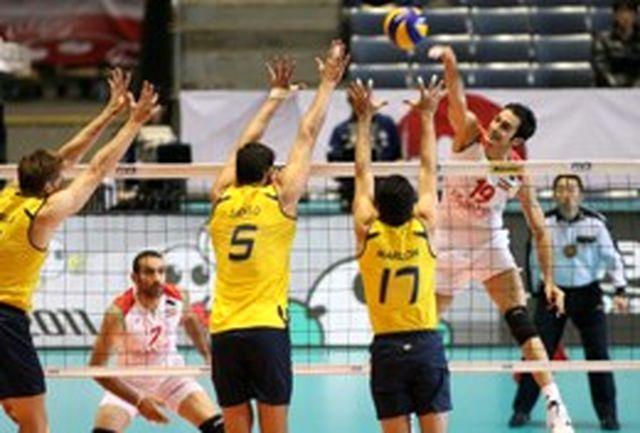 تیم ملی والیبال برزیل هم خواستار بازی با ایران شد