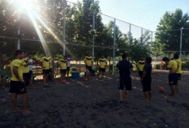 دو بازیکن سمنانی به اردوی تیم ملی فوتبال ساحلی دعوت شدند