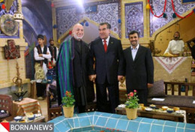 آغاز دومین جشن جهانی نوروز در حافظیه سعدآباد