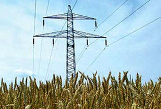 بیش از 35درصد برق استان همدان در بخش کشاورزی مصرف میشود