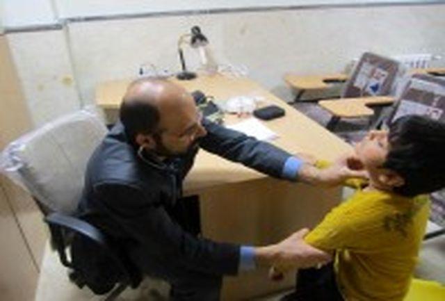 ویزیت رایگان بیماران در پاتاوه