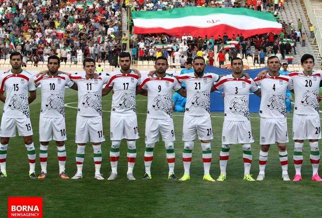 تقابل ایران و مقدونیه در اتریش