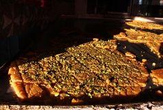 54 کیلوگرم سوهان و گز غیربهداشتی توقیف شد