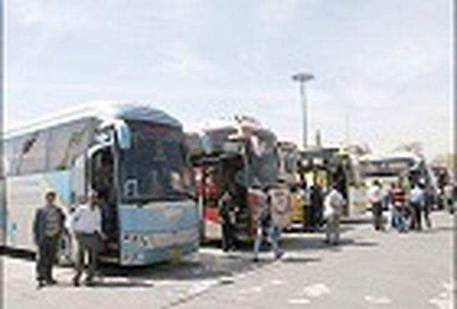 بازگشت نرخ کرایه اتوبوسهای بین شهری به قبل