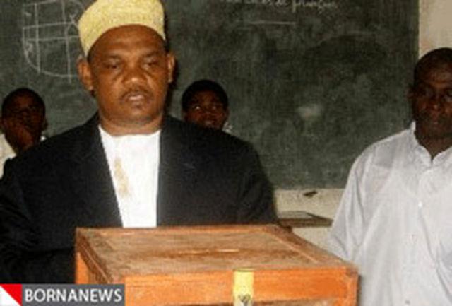 آغاز انتخابات ریاست جمهوری کومور
