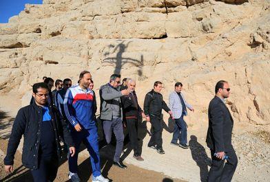 همایش پیاده روی در اصفهان به مناسبت هفته جهانی دیابت