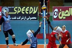 لیگ دسته یک والیبال بانوان با 13 تیم برگزار می شود