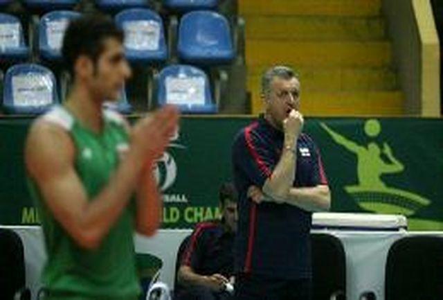 ست كوویچ: عملکرد بسیار خوبی داشتیم/ سال افزون: امیدوارم بار دیگر با صربستان بازی کنیم