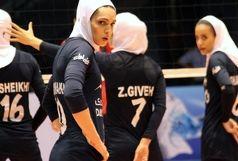 برهانی: درخشش ما در اروپا اثبات توانایی بانوان ایران است