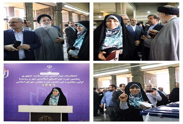 احمدی پور: مردم از فردا با همراهی و همدلی برای ساختن ایران در کنار هم تلاش می کنند