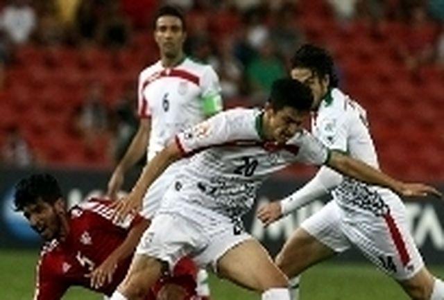 آزمون، نکونام و پورعلی گنجی در تیم منتخب AFC
