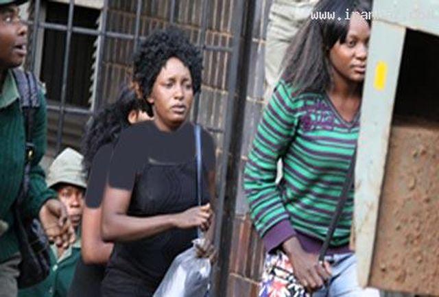دستگیری دختران جوان بخاطر تجاوز به مردان