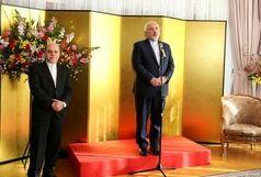 ظریف با ایرانیان مقیم ژاپن دیدار کرد