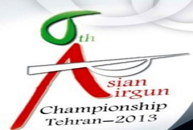 18 مدال رنگارنگ رهاورد تیراندازان ایران تا پایان روز سوم