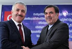 کمیته حمل و نقل ایران و ترکیه تشکیل میشود
