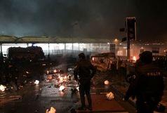انفجار شدید بمب در استانبول ترکیه