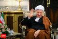 حضور آیت الله هاشمی رفسنجانی در فهرست جامعه روحانیت مبارز