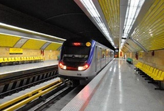 فاز نخست خط ۷ مترو تا شهریور سال ۹۴ به بهره برداری میرسد