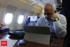 ظریف به سوییس و مالزی سفر میکند