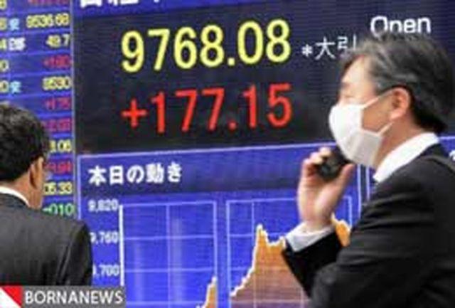 رکورد بورس ژاپن پس از سونامی