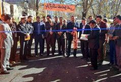افتتاح مرحله اول پارکینگ عمومی شهر یاسوج