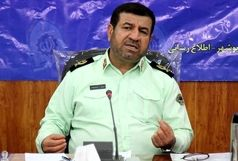 سردار عباس زاده فرمانده انتظامی خوزستان شد