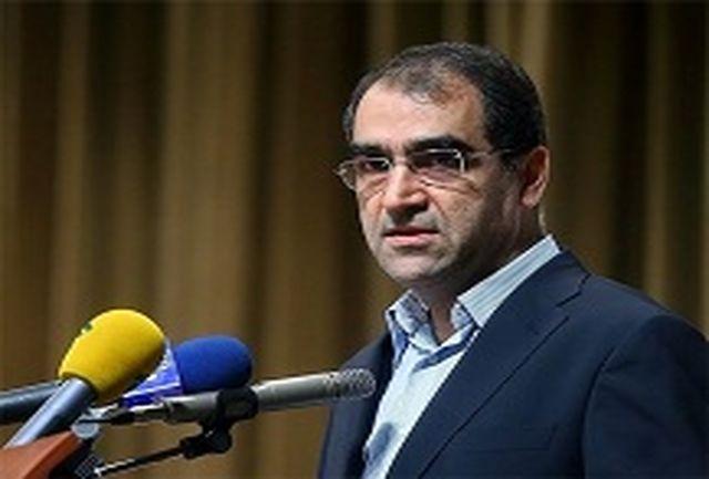 تاکید وزیر بهداشت بر ایجاد چند مرکز درمانی مجهز در شرق تهران