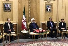 رییس جمهوری به تهران بازگشت