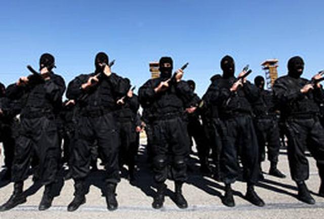 یگان ویژه چشم و چراغ نیروی انتظامی است