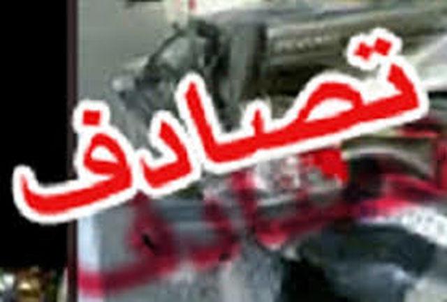 تصادف خونین در مشگین شهر 3 کشته بر جای گذاشت