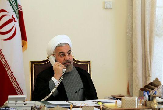 تبادل نظر دکتر روحانی و نخست وزیر انگلیس در خصوص مذاکرات هستهای و تحولات منطقهای