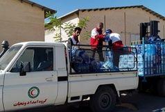 ارسال سومین محموله اهدایی کمک های استان کرمان به مناطق زلزله زده غرب کشور