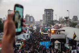 انتقال دو هزار زائر دارای رویداد از مرز مهران به مرزهای جنوبی کشور