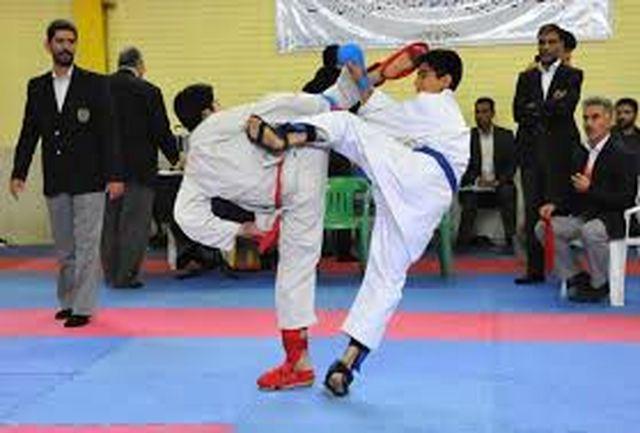قهرمانی تیم تهران در مسابقات کشوری سبک گوجوریو اوكیناوایی