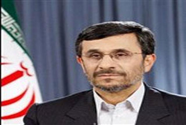 متن كامل سخنرانی دكتر احمدینژاد