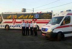 نیروهای این مرکز طی هفته گذشته به 2هزارو 108 بیمار خدمات رسانی کردند