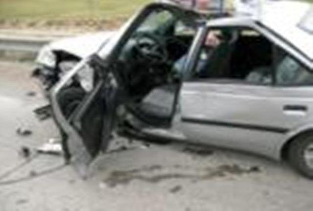 واژگونی پژو آردی با سه کشته و یک مجروح در قزوین