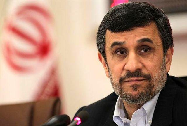 نظر منتسب به احمدی نژاد در مورد گلشیفته فراهانی