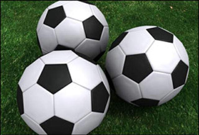 پیروزی پرگل تیم فوتبال کاسپین قزوین در مازنداران