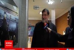 پاسخ رییس سازمان مدیریت بحران کشور به ماجرای پر حاشیه دیوار و عکس احمدی نژاد/ ببینید