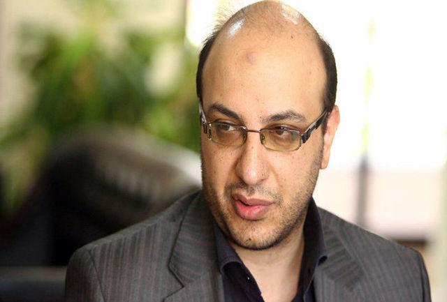 علی نژاد: از انتخاب سلطانی فر استقبال می کنم
