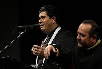 اجرای سالار عقیلی در سی و یکمین جشنواره موسیقی فجر