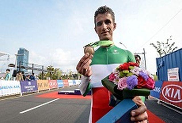 حسین عسگری دومین سهیمه ایران در المپیک ریو را کسب کرد