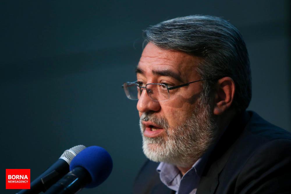 وزیر کشور از فرمانداری تهران بازدید کرد