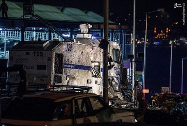 آخرین خبرها از انفجار مرگبار استانبول