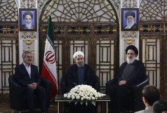 نشست خبری رئیس جمهوری در پایان سفر به استان البرز