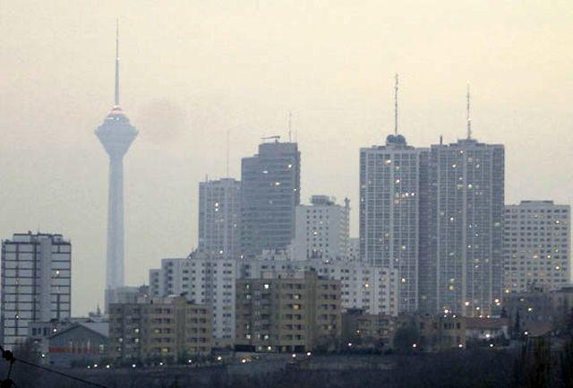 هوای تهران از امروز ناسالم میشود
