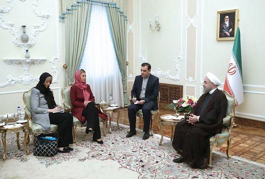 توافق وین نمایش قدرت دیپلماسی برای حل اختلافات بود/ موگرینی:اروپا به دنبال همکاری های سطح بالا با ایران است